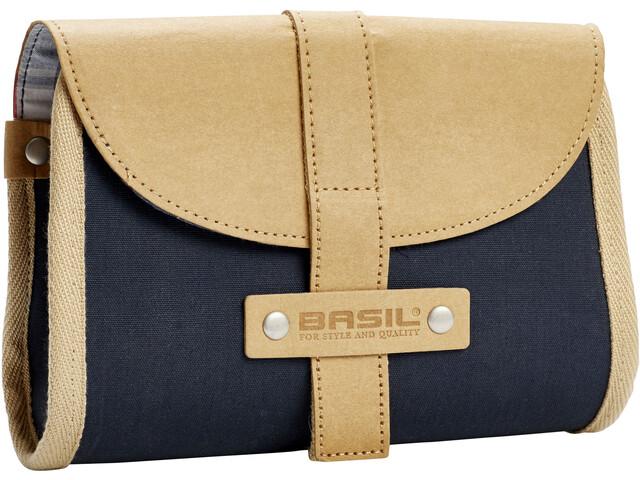 Basil Portland Sadeltaske Damer, dark blue